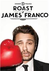 Comedy Central Roast of James Franco (2013) 1080p Poster