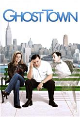 Ghost Town (2008) bluray Poster