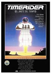 Timerider: The Adventure of Lyle Swann (1982) Poster