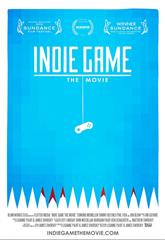 Indie Game: The Movie (2012) bluray Poster