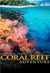 Coral Reef Adventure (2003) bluray Poster