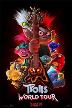 Trolls World Tour (2020) 1080p Poster
