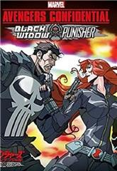Avengers Confidential: Black Widow & Punisher (2014) Poster