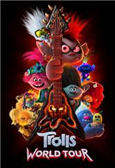Trolls World Tour (2020) bluray Poster