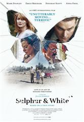 Sulphur and White (2020) Poster