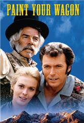 Paint Your Wagon (1969) Poster
