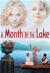 A Month by the Lake (1995) Poster