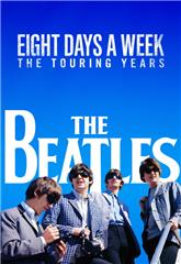 The Beatles: Eight Days a Week - The Touring Years (2016) bluray Poster