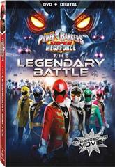 Power Rangers Super Megaforce: The Legendary Battle (2015) 1080p Poster