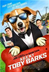 Agent Toby Barks (2020) Poster