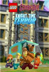 Lego Scooby-Doo! Knight Time Terror (2015) 1080p Poster