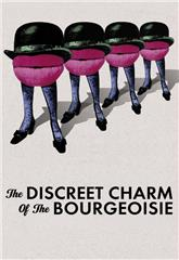 The Discreet Charm of the Bourgeoisie (1972) Poster