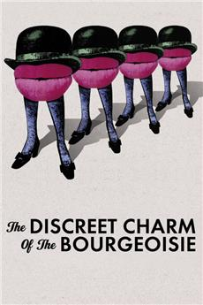 The Discreet Charm of the Bourgeoisie (1972) 1080p Poster