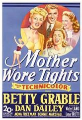 Mother Wore Tights (1947) Poster