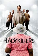 The Ladykillers (2004) web Poster