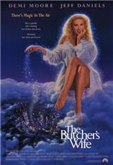 The Butcher's Wife (1991) Poster
