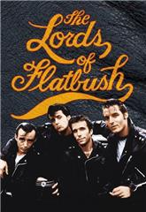 The Lords of Flatbush (1974) 1080p bluray Poster