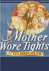 Mother Wore Tights (1947) 1080p bluray Poster