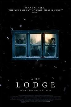 The Lodge (2019) 1080p Poster