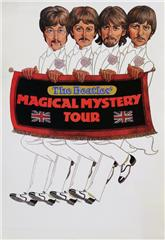 Magical Mystery Tour (1967) 1080p Poster