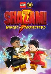 LEGO DC: Shazam - Magic & Monsters (2020) bluray Poster