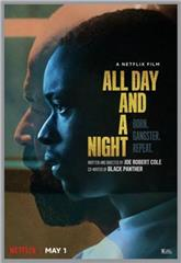 All Day and a Night (2020) 1080p Poster