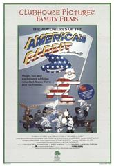The Adventures of the American Rabbit (1986) 1080p Poster