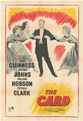 The Card (1952) 1080p Poster
