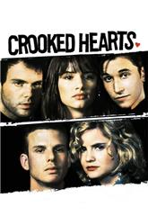 Crooked Hearts (1991) Poster