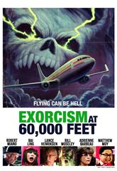 Exorcism at 60,000 Feet (2019) bluray Poster