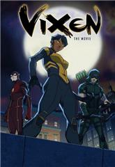 Vixen: The Movie (2017) Poster