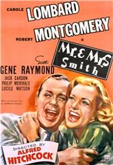 Mr. & Mrs. Smith (1941) 1080p Poster