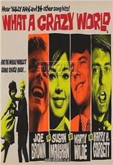 What a Crazy World (1963) Poster