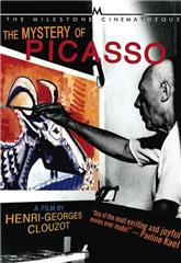 The Mystery of Picasso (1956) Poster
