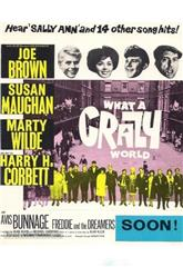 What a Crazy World (1963) bluray Poster