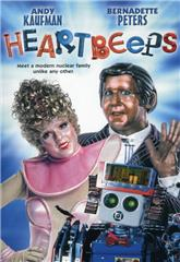 Heartbeeps (1981) bluray Poster