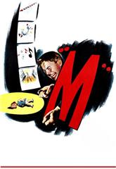 M (1951) Poster