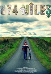 874 Miles (2015) Poster