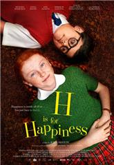 H is for Happiness (2019) 1080p web Poster