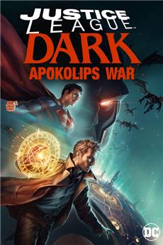 Justice League Dark: Apokolips War (2020) Poster