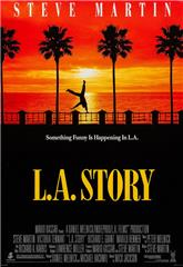L.A. Story (1991) bluray Poster