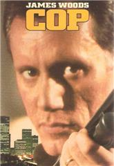 Cop (1988) bluray Poster