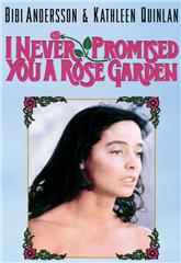 I Never Promised You a Rose Garden (1977) bluray Poster