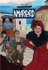 Amarcord (1973) Poster