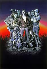Tribes of the Moon: The Making of Nightbreed (2014) bluray Poster