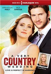 A Very Country Wedding (2019) Poster