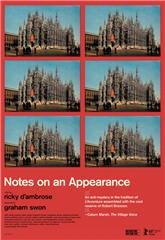 Notes on an Appearance (2018) Poster