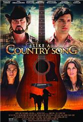 Like a Country Song (2014) Poster