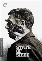 State of Siege (1972) Poster
