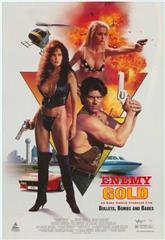 Enemy Gold (1993) Poster